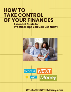 Personal finance advice